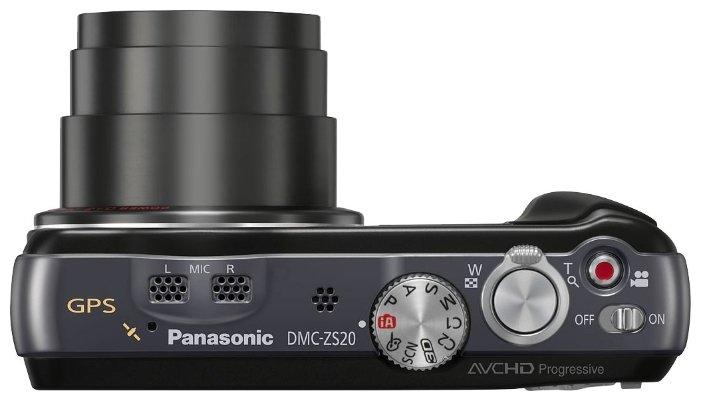 Panasonic dmc zs20 сервис-центр lg ремонт видеокамеры
