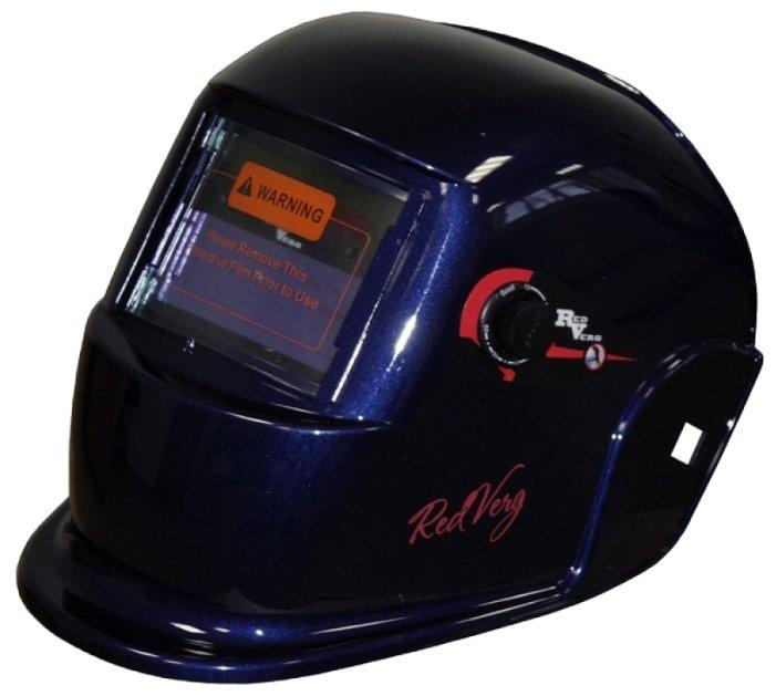 Маска RedVerg RD-WM 605 синяя