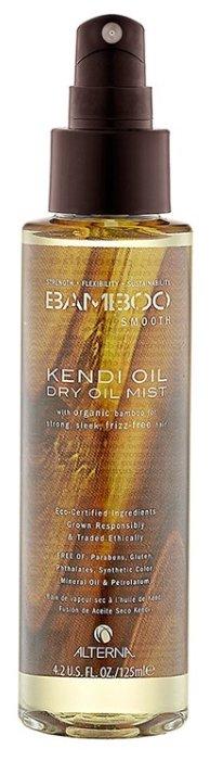 Alterna Bamboo Smooth Невесомое масло-спрей для ухода за волосами