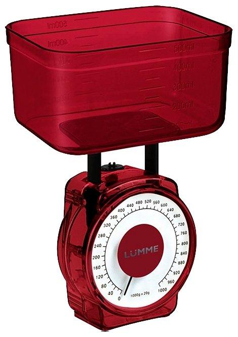 Lumme Кухонные весы Lumme LU-1301