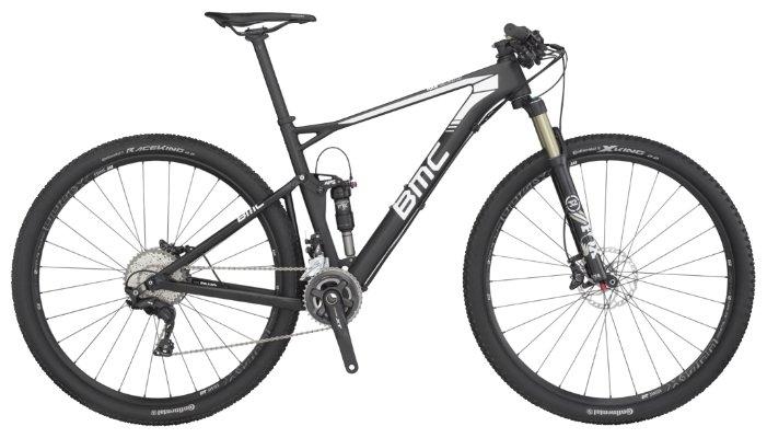 Горный (MTB) велосипед BMC Fourstroke 02 XT (2016)