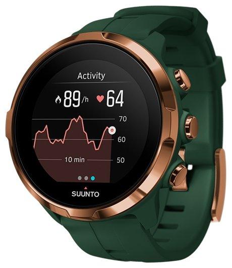 SUUNTO Часы SUUNTO Spartan Sport wrist HR Special Edition