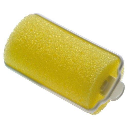 Купить Мягкие бигуди Sibel Foam 4251933 (34 мм) 5 шт. желтый