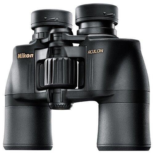 Фото - Бинокль Nikon Aculon A211 8x42 черный бинокль steiner 8x42 skyhawk 4 0 черный