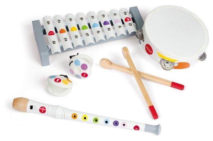 Janod набор инструментов Конфетти J07600