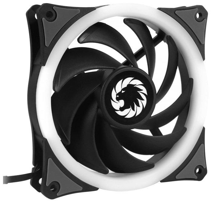 Вентилятор для корпуса GameMax GMX-12RGB-Pro — купить по выгодной цене на Яндекс.Маркете