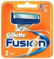 Сменные лезвия Gillette Fusion