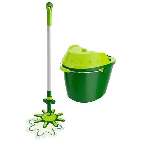 Набор VANI V 2601 зеленый/желтый