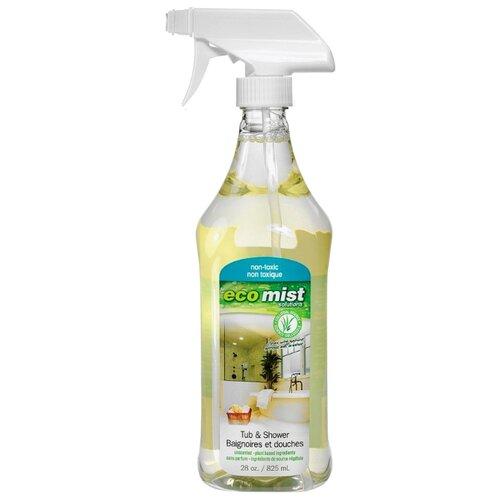 Eco mist спрей Tub & Shower 0.83 лДля кафеля, сантехники и труб<br>