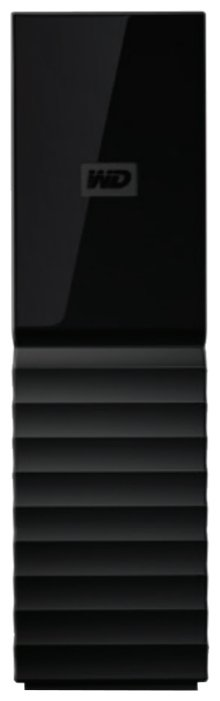 Внешний жесткий диск Western Digital My Book 8 TB (WDBBGB0080HBK-EESN)