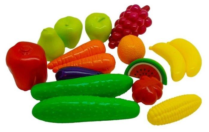Набор продуктов Orion Toys Фрукты и овощи 379