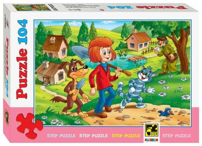 Пазл Step puzzle Союзмультфильм Простоквашино (82022), 104 дет.