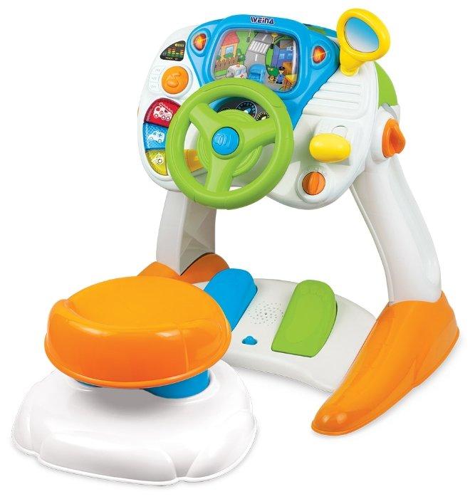 Интерактивная развивающая игрушка Weina Игровой центр