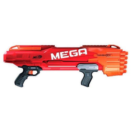 Купить Бластер Nerf Мега Твиншок (B9894), Игрушечное оружие и бластеры