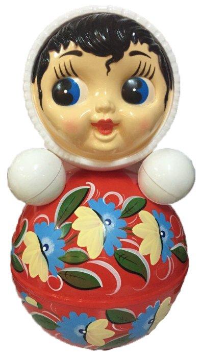 Неваляшка Котовские неваляшки Девочка с цветами (6C-0023) 35.6 см