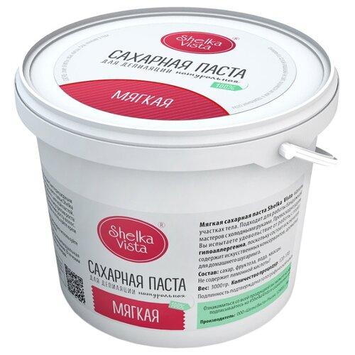 Паста для шугаринга Shelka Vista Мягкая сахарная 3000 г