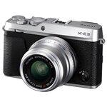 Фотоаппарат со сменной оптикой Fujifilm X-E3 Kit