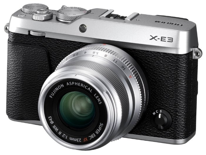Fujifilm Фотоаппарат со сменной оптикой Fujifilm X-E3 Kit