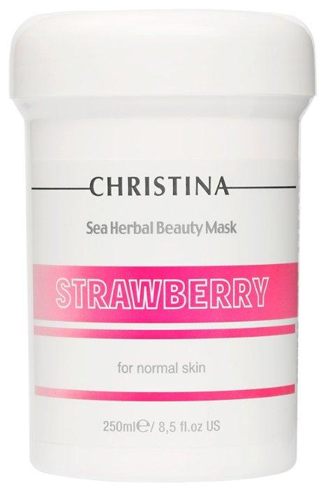 Christina Sea Herbal маска красоты Клубника