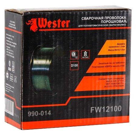 Проволока из металлического сплава Wester FW12100 1.2мм 1кг