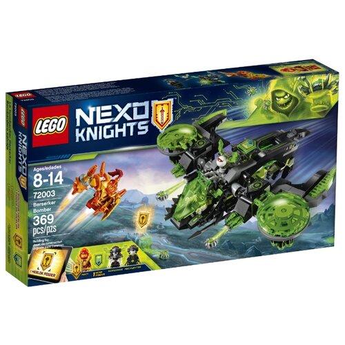 цена на Конструктор LEGO Nexo Knights 72003 Неистовый бомбардировщик