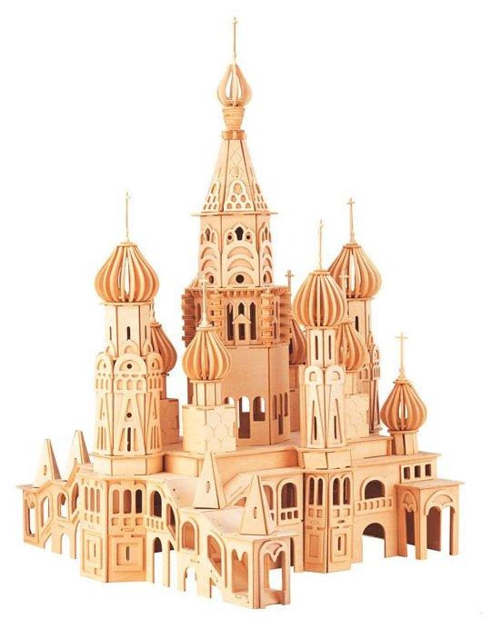Сборная модель Чудо-Дерево Покровский собор (G-DH006)