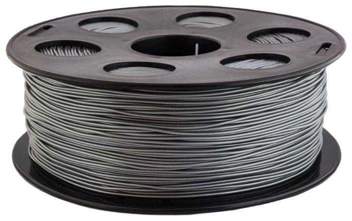 PLA пруток BestFilament 1.75 мм серебристый металлик