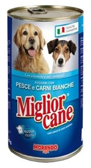 Корм для собак Miglior Cane Classic Line Fish and Poultry
