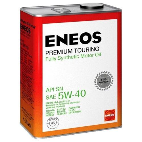 Моторное масло ENEOS Premium Touring SN 5W-40 4 л