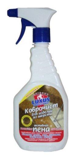 Luxus Пена для чистки изделий из шерсти Коврочист