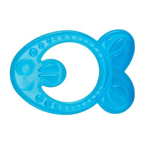 Купить Прорезыватель Canpol Babies Elastic teether 13/109 голубая рыбка, Погремушки и прорезыватели
