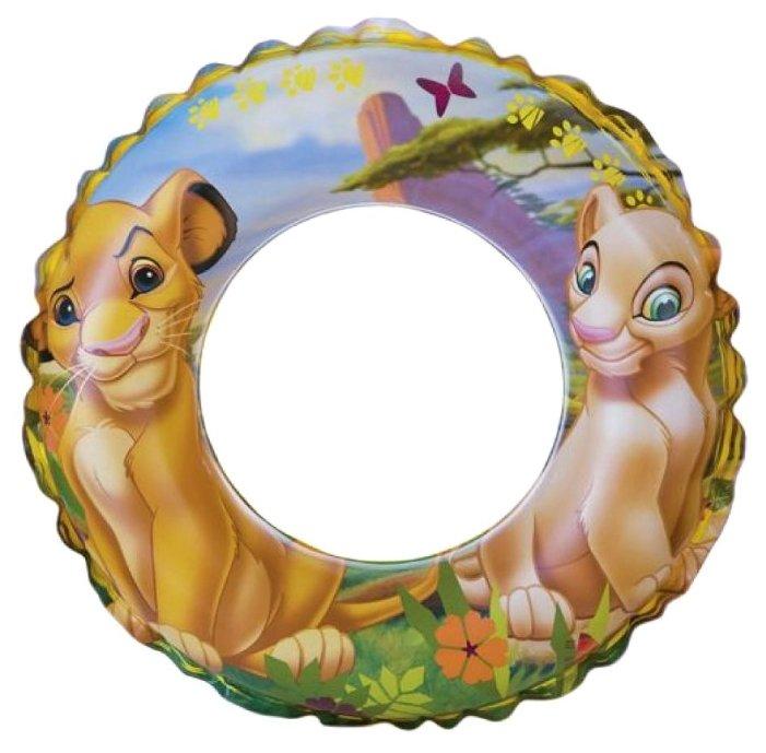 Надувной круг Intex Дисней 58259