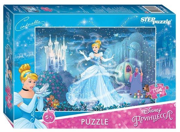 Пазл Step puzzle Disney Золушка - 2 (82162), 104 дет.