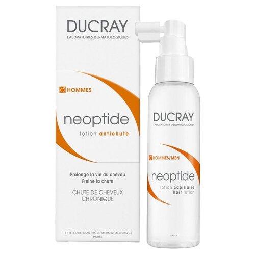 Ducray Неоптид Лосьон от выпадения волос для мужчин, 100 мл лосьон для волос ducray neoptide неоптид 3х30 мл от выпадения волос