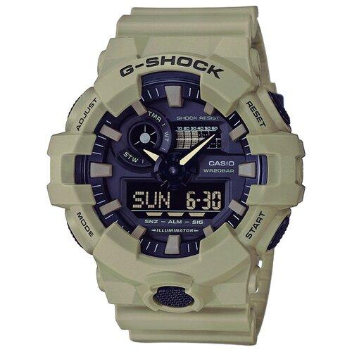 Наручные часы CASIO GA-700UC-5A casio ga 100cm 5a
