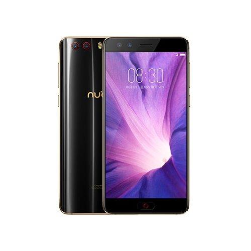 Смартфон Nubia Z17 miniS black & goldМобильные телефоны<br>