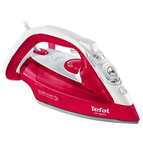 цена на Утюг Tefal FV4950 красный/белый