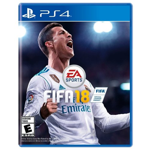 Игра для PlayStation 4 FIFA 18 fifa 18 ps4