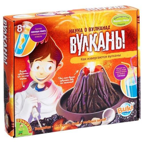 Купить Набор BONDIBON Наука о вулканах (ВВ0935), Наборы для исследований