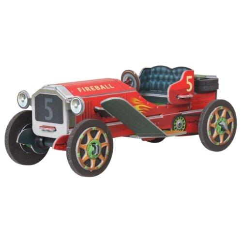 Купить Сборная модель Умная Бумага Машинка (красная) (399-1), Сборные модели