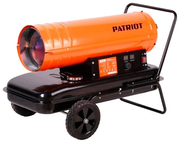 Дизельная пушка PATRIOT DTC 368