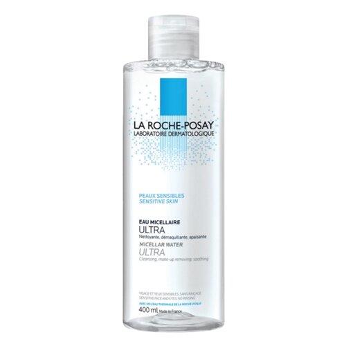 La Roche-Posay мицеллярная вода для чувствительной кожи лица и глаз Ultra Sensitive, 400 мл недорого