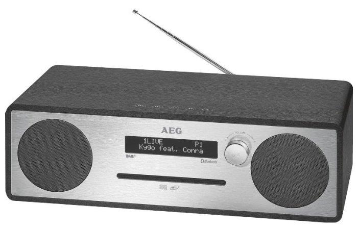 AEG MC 4469 черный