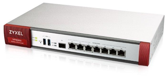 Маршрутизатор ZYXEL ZyWALL VPN300