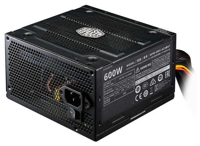 Блок питания Cooler Master Elite V3 230V 600W