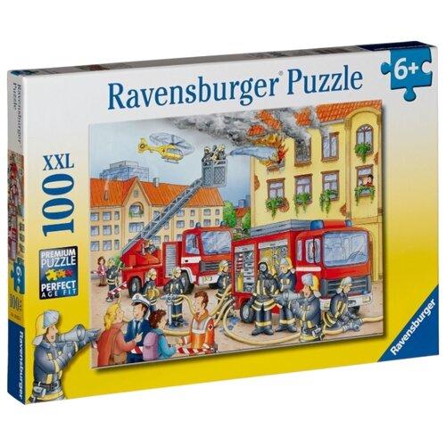 Купить Пазл Ravensburger На пожаре (10822), 100 дет., Пазлы
