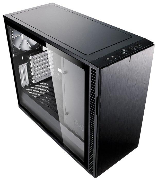 Fractal Design Компьютерный корпус Fractal Design Define R6 TG Black