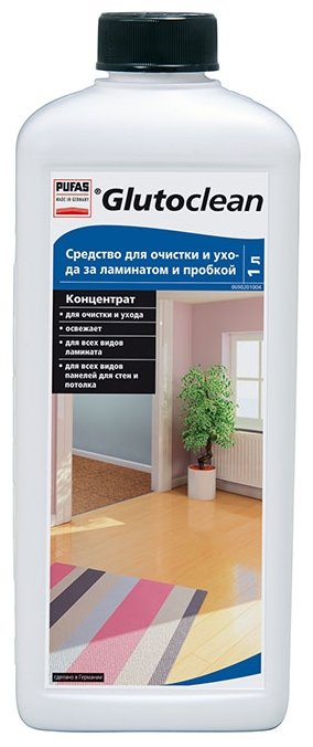 PUFAS Средство для очистки и ухода за ламинатом и пробкой