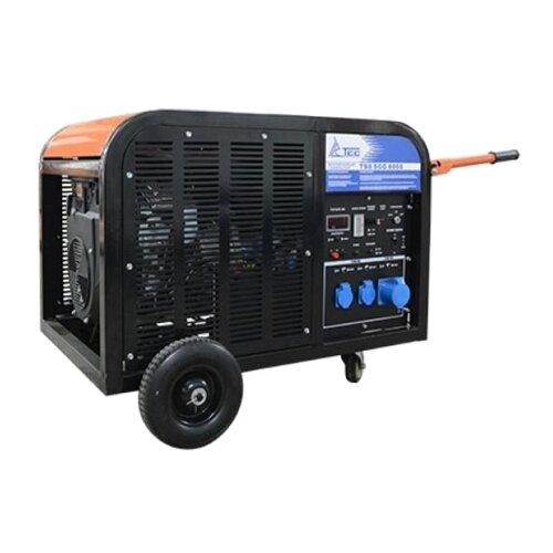 Бензиновый генератор ТСС SGG-8000 (8000 Вт)