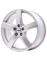Диск колесный Alutec Freeze 7.5x17/5x108 D63.4 ET52.5 Polar-silver - фото 1